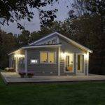 Get Attractive Design Small Prefab Homes