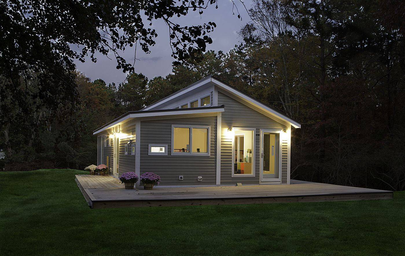 Get Attractive Design Small Prefab Homes House Plans