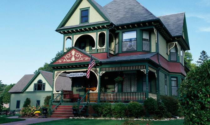 Get Look Queen Anne Architecture Traditional Home