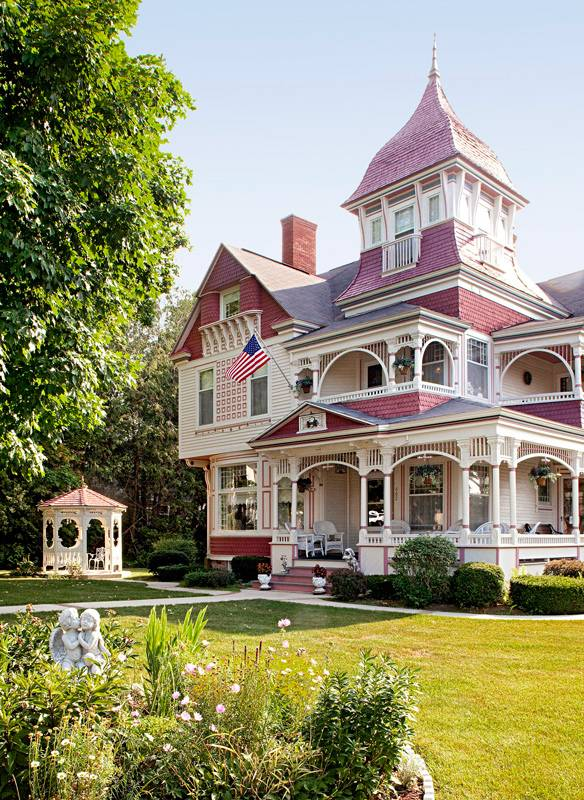 Get Look Queen Anne Architecture Traditional Home - House ...