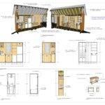 Get Plans Build Adorable Tiny Bungalow House
