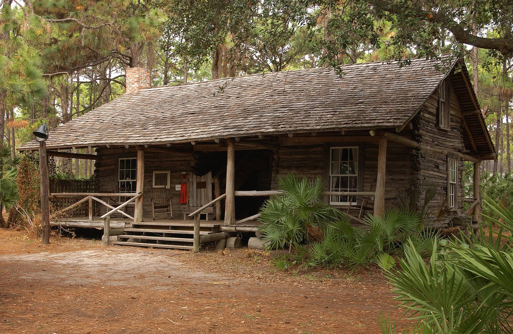 Get Rustic Old Fashioned Log Cabin Builders House Plans 28223