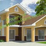 Ghana House Designs Pin Pinterest