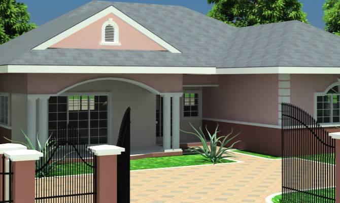 Ghana House Plans Abbey Plan