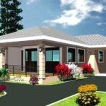 Ghana House Plans Abrantee Plan
