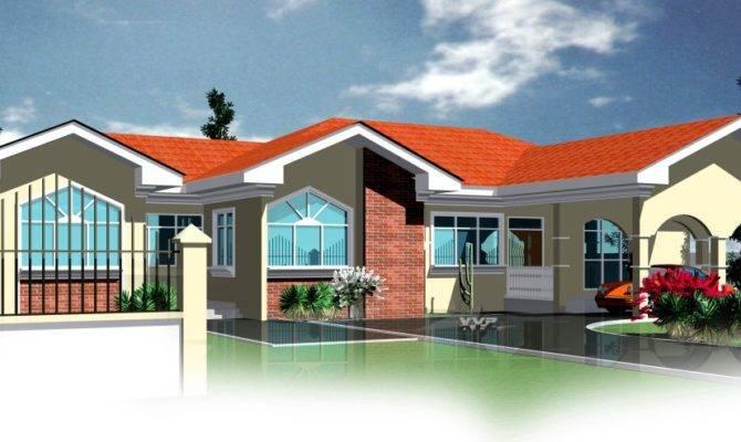 Ghana House Plans Berma Plan