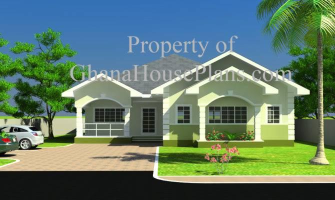Ghana House Plans Cece Plan