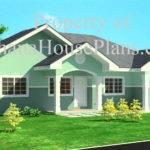 Ghana House Plans Ransford Plan
