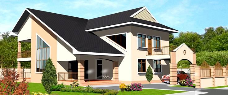 Ghana House Plans Tordia Plan House Plans 34145