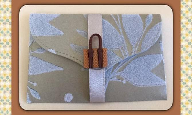 Gift Card Holder Handbag Purse Money Pouches