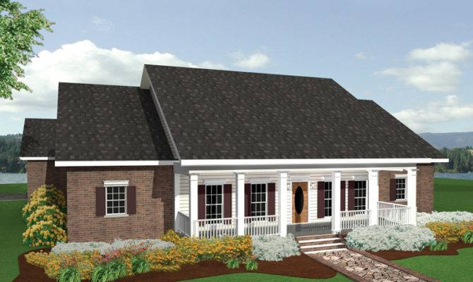 Gilcrest Southern Style Home Plan House Plans
