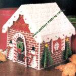 Gingerbread Goodie House Pattern Making