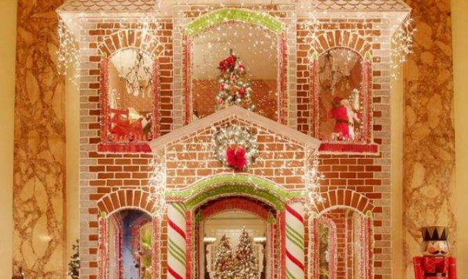 Gingerbread Houses Nicer Than Your Actual Home