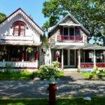 Gingerbread Style House Oak Bluffs