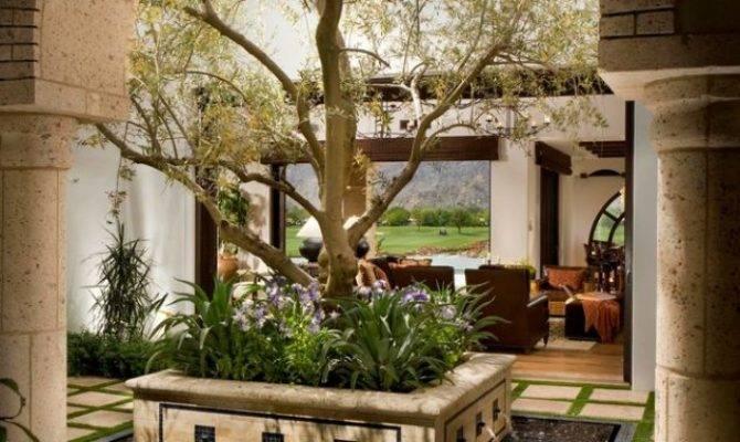 Glamorous Courtyard Design Center
