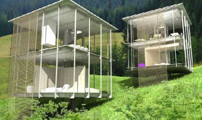 Glass House Design Plans Brucall