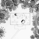 Glass House Floor Plan Giver Pinterest Houses