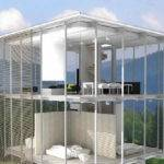 Glass House Plans Designs Typical