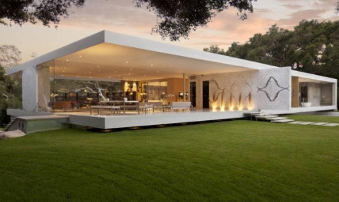 Glass House Steve Hermann Best Interior Design