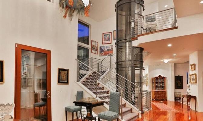 Glass Tube Elevator Dream Homes Pinterest