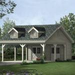 Glenna Car Carport Plan House Plans More