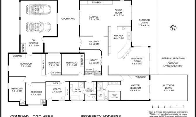 Gold Coast Floor Plans Example