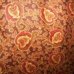 Gold Orange Rust French Country Florda Print Gotspringfever