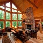 Golden Eagle Log Timber Homes Home Cabin