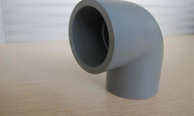 Good Cheap Grey Cpvc Pipe Fittings Cold Hot