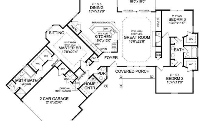 Good Floor Plan Jack Jill Bathroom Home