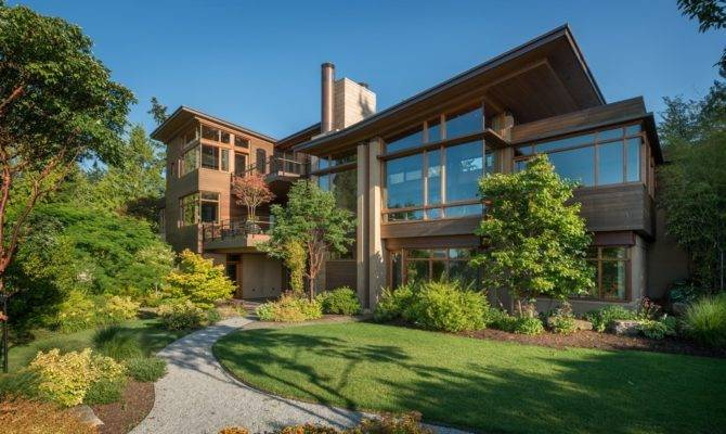 Good Looking Modern House Designs Look Seattle