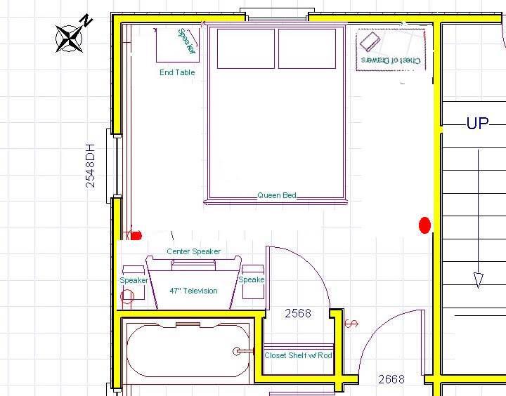 Good Master Bedroom Furniture Layout Design House Plans 72453