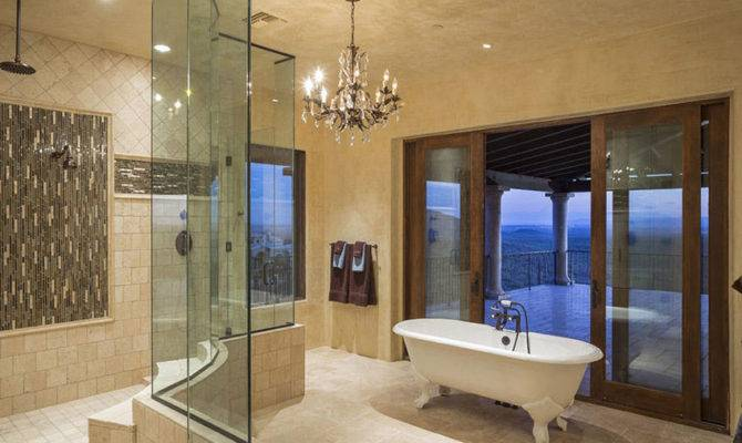 Gorgeous Bathroom Chandelier Ideas Designing Idea