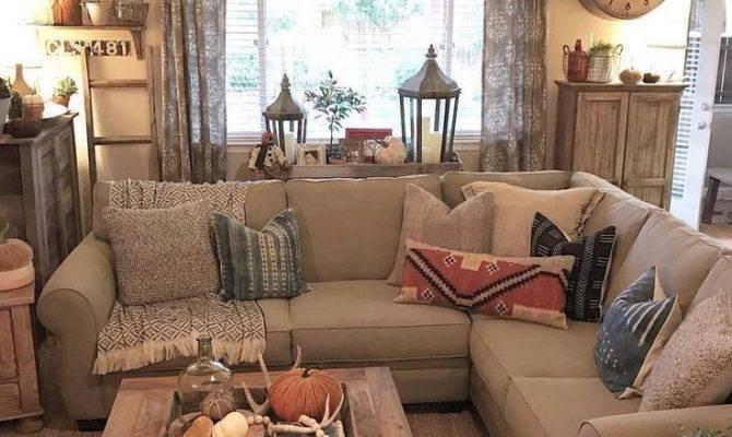 Gorgeous Best Farmhouse Living Rooms Ideas Pinterest