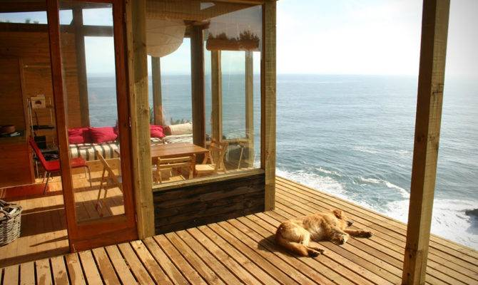 Gorgeous Cliffside Cottage Chile Beach House Your Dreams