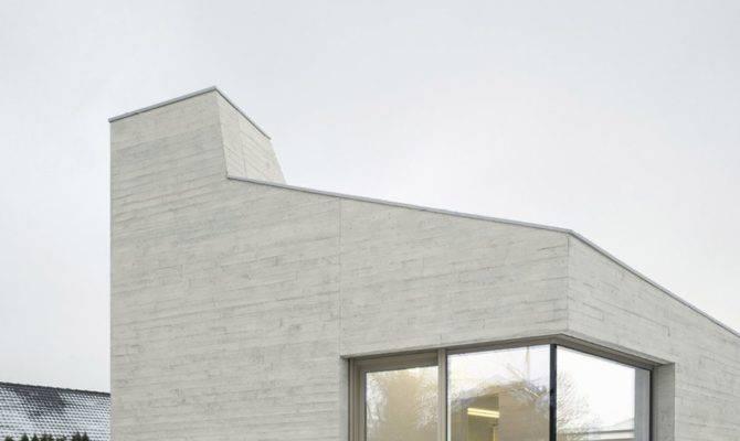 Gorgeous Concrete Houses Unexpected Designs