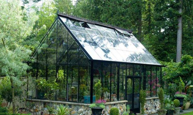 Gorgeous Greenhouses Get Excited Spring