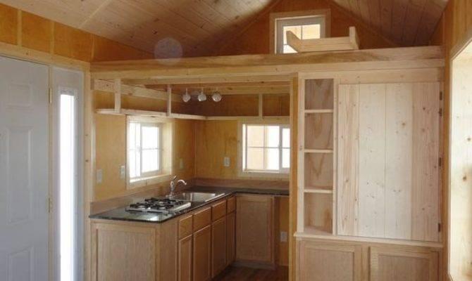 Gorgeous Little Sqft Cabin Built Father Son Off
