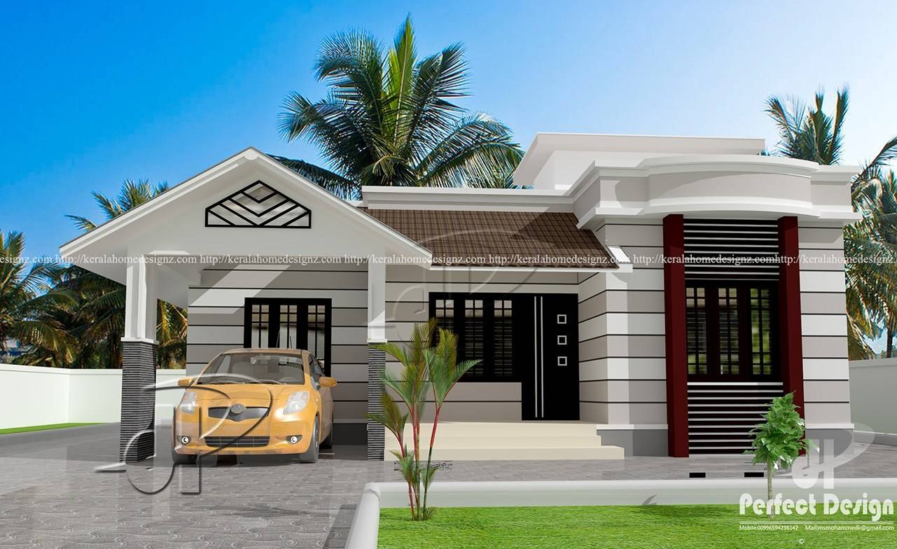 Gorgeous One Story House Roof Deck Pinoy Eplans House Plans 147527