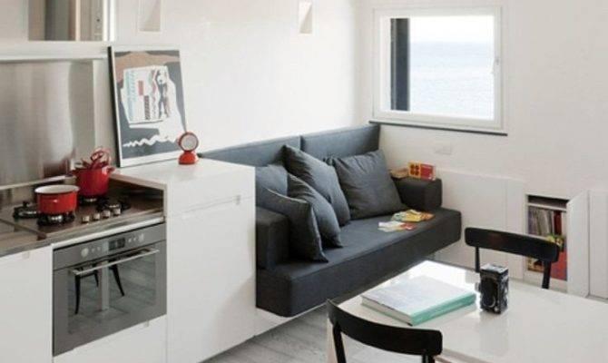 Gorgeous Small Apartment Design Ideas