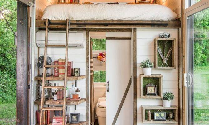 Gorgeous Tiny House Proof Doesn Matter