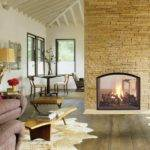 Gorgeous Two Sided Fireplaces Your Spacious Homes