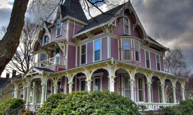 Goshen Wonderful Towered Eclectic Victorian