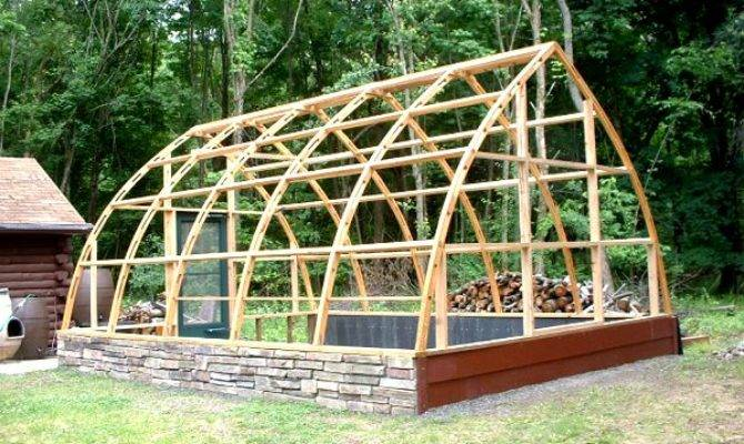 Gothic Arch Greenhouses Review Thomas Luzzi