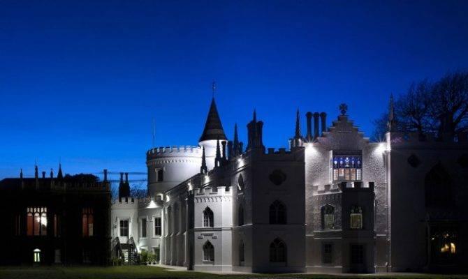 Gothic History Strawberry Hill House Richmond Barnes Magazines