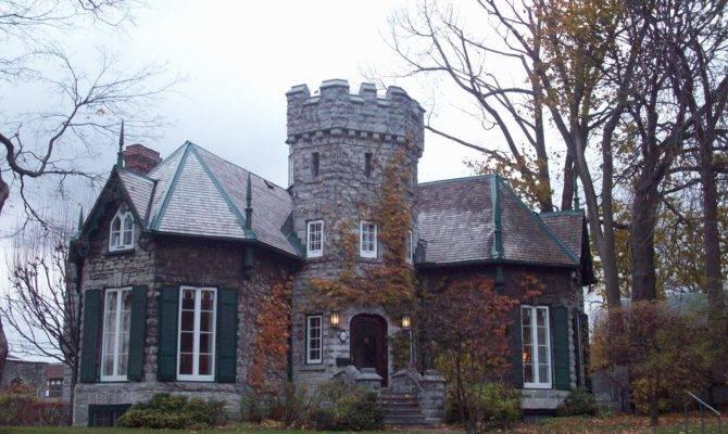 Gothic Revival Architecture Spectres Kingston Past