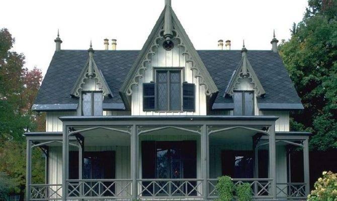 Gothic Revival Carpenter