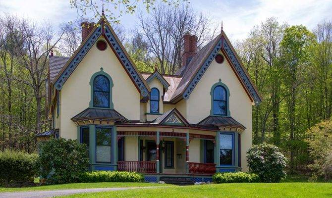 Gothic Revival Gingerbread House Circa Old Houses