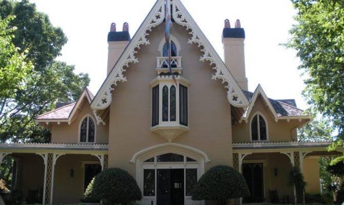 Gothic Revival Home Pinterest