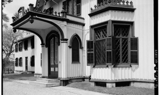 Gothic Revival Style Christine Franck Studio
